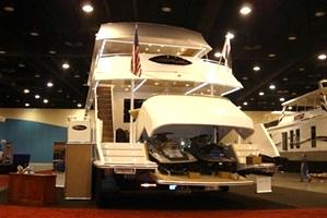 Swim Platform/Jet Ski/ Boat Ramps for Houseboats