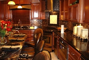 Houseboat Galley